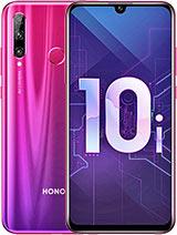 Характеристики Honor 10i