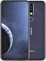Характеристики Nokia 8.1 Plus